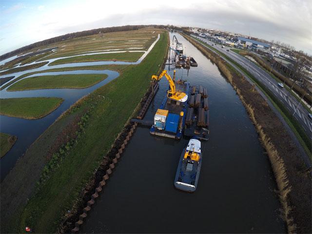 Oeververvanginen Noord-Holland